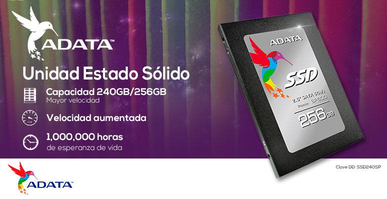 ADATA-Unidad en Estado Solido-SSD-SP600-potencia-240GB256GB-mas velocidad
