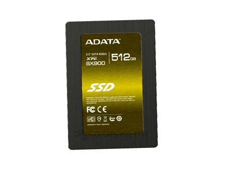 ADATA Unidad en Estado Solido 480 GB/ 512 GB