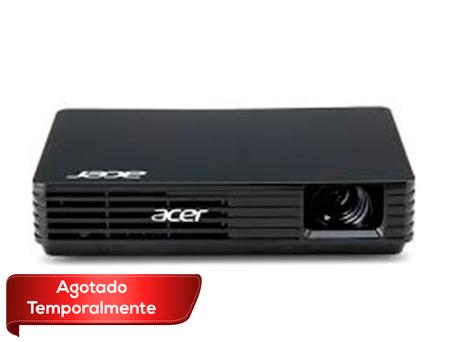 Acer-proyector-cañon-C120-mini-100 lumens-lampara 20000hrs-180g-imagen-destacada