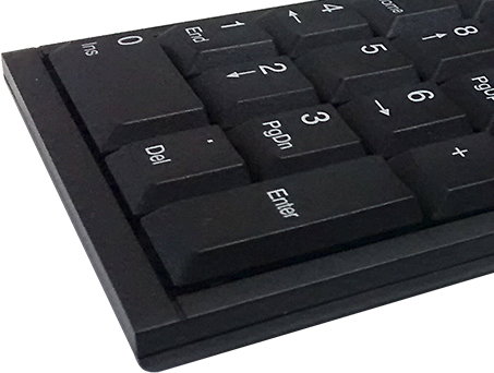 ActecK-teclado numerico-keypad-KP300-cable retractil-USB 2.0-Plug And Play-imagen-destacada-1