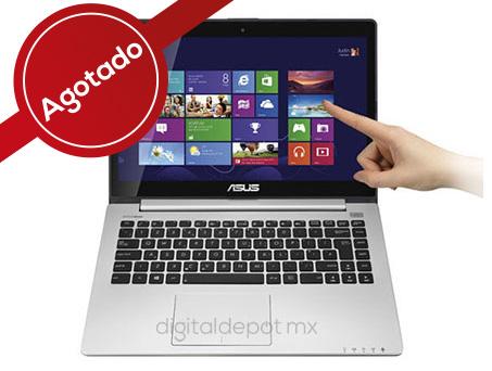 Asus-Laptop-VIVOBOOK-S400CA-MX3-H-mas sonido-Intel Quad Core i7-4Gb Ram-500Gb DD-24Gb SSD-imagen-destacada2 (2)
