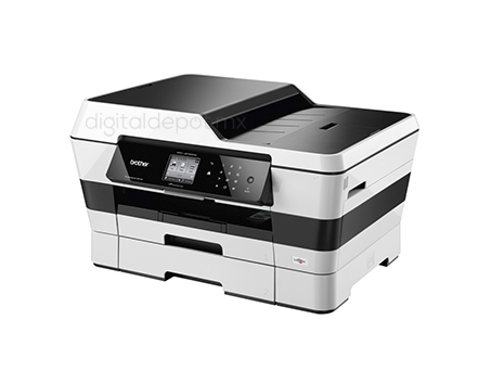 BROTHER-Impresora-Printer-MFC-J6720DW-Multifuncional-Red inalámbrica-Pantalla táctil-Alto rendimiento-imagen-destacada-3