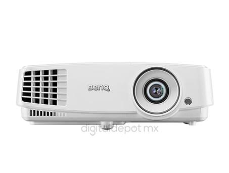 Benq-Proyector-Cañon-MS524-videoHD3D-3000lumens-lamparalargaduracion-8Mproyeccion-imagen-destacada