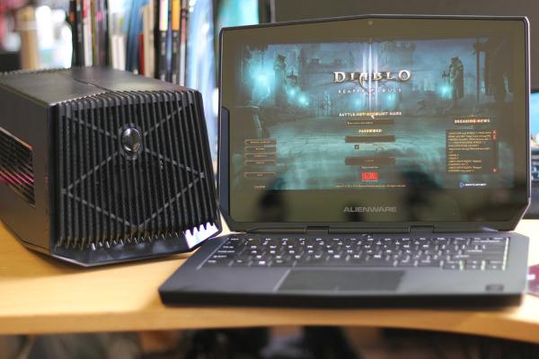 descuento en reparacion de laptop Alienware en Guadalajara