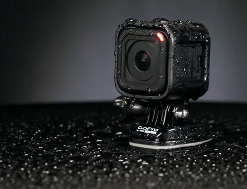 GoPro Session: Más pequeña y más ligera
