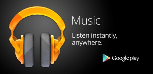 Google Play Music... En las nubes.