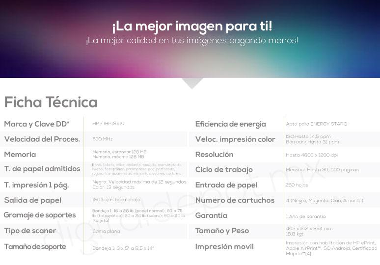 HP-Impresora-Multifuncional-Officejet Pro-Económica-Conexión Inalámbrica-Más calidad en impresiones-Nuevo ritmo de producción-caracteristicas