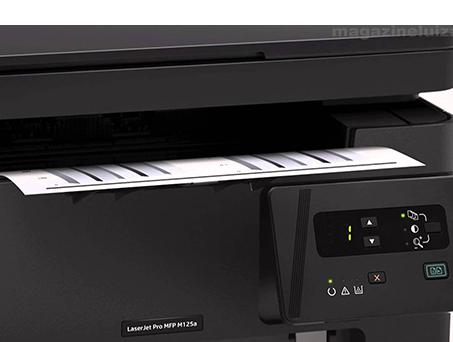 HP-impresora-printer-LaserJet Pro-Multifuncional-Laser-Escaner cama plana-128 MB de almacenamiento-imagen-destacada-1