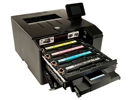 HP-impresora-printer-LaserJet Pro-Multifuncional-Laser-WiFi-Colores intensos-imagen-destacada-3