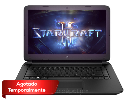 Hp-Laptop-Notebook-Pavilion 14-basica-AMD EI-2100 APU-4Gb Ram-500Gb DD-imagen-destacada
