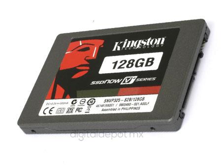 Kingston-Unidad en Estado Solido-SSD-SSDNow V300-potencia-120128GB-230MB lectura-imagen-destacada