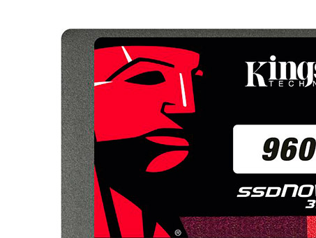Unidad en Estado Solido Kingston 960 GB/ 1TB