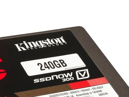 Unidad en Estado Solido Kingston 240 GB/ 256 GB