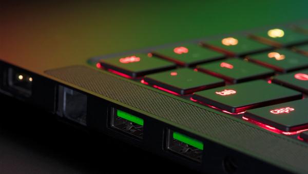 Limpieza en Reparación de laptop Razer en Guadalajara