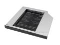 Protronix-Caddy HDD-Second HDD-adaptador-compatible discos duros-unidades de estado solido-Sata 9, 7 y 5mm-imagen-destacada