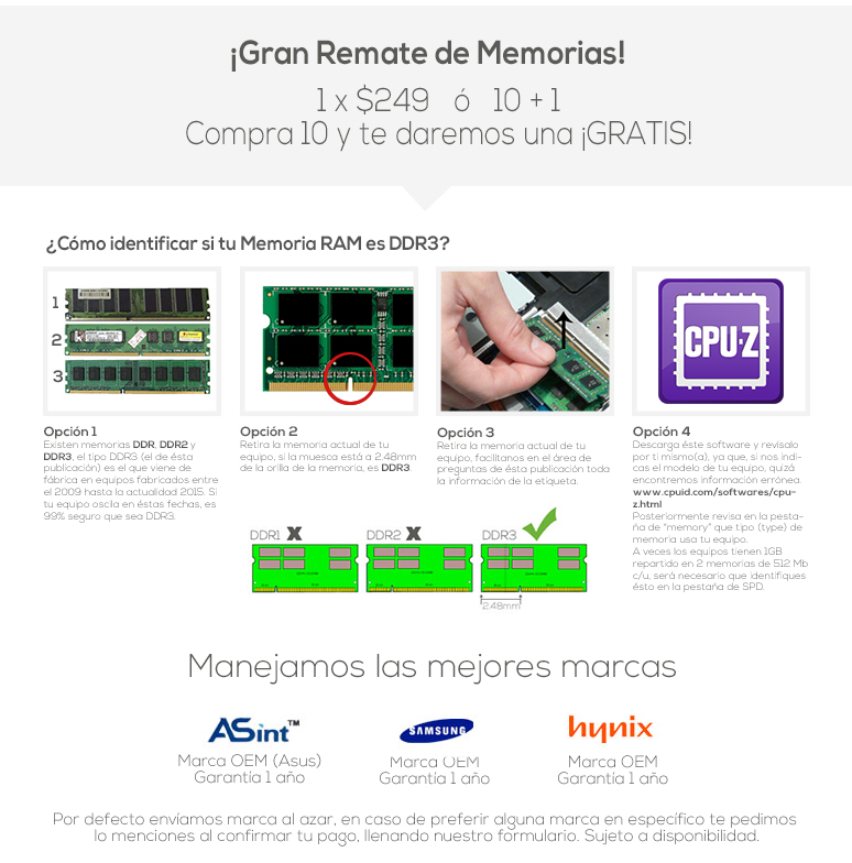 RAM-Memoria RAM-2GB-DDR3-SODIMM-ASINT-SAMSUNG-HYNIX-caracteristicas