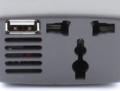 Sabrent-Convertidor de corriente-AC-12VDC-para Automovil-100 watts-voltaje DC11V-15V-compatible con varios dispositivos-imagen-destacada-1
