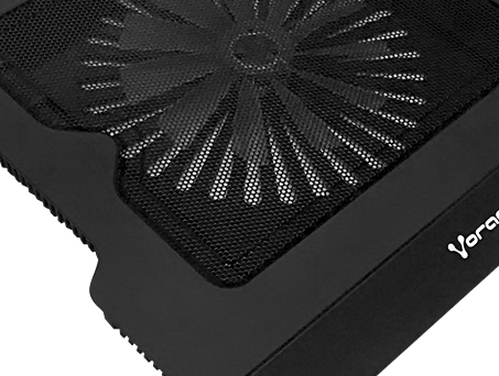 Vorago-Base Enfriadora para Laptop-Cooler Pad 100-compatible-conexion USB-ergonomica y ligera-imagen-destacada-1