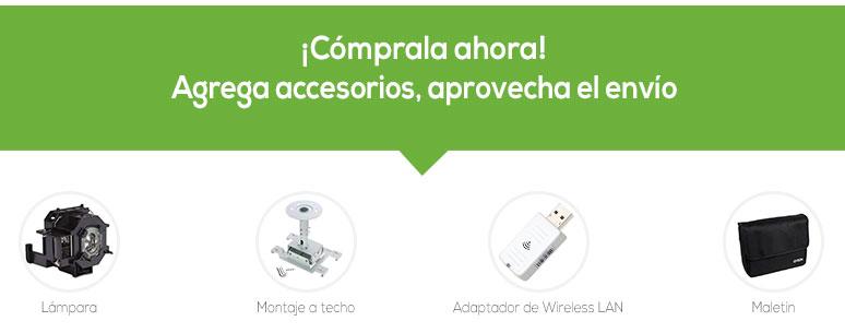 accesorios-proyector-Epson-PowerLite s18+-nítido