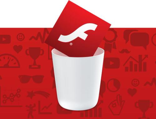 Adobe Flash en peligro de extinción, ¿es el fin para Flash?