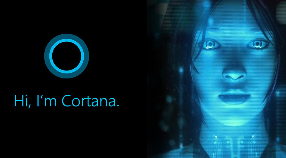 ¡Hola, soy Cortana!