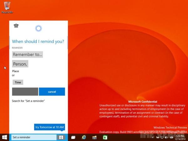 Previsualización en Windows 10.