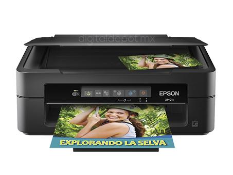 epson-multifuncional-print-expression-xp-211-rapida-impresion inalambrica-cartuchos de tinta individuales-alta calidad de impresion-imagen-destacada