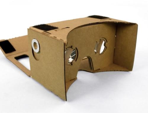 Google Cardboard, Realidad alzada accesible