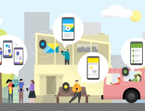 Google Nearby,el futuro de conexión entre dispositivos