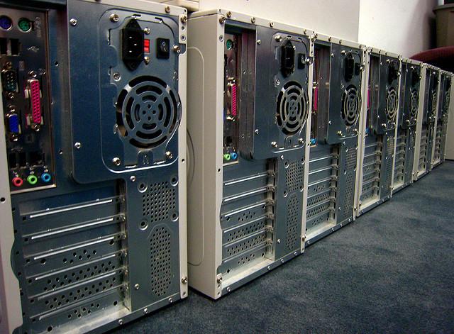 Limpieza mantenimiento y seguridad para las computadoras for Computadoras para oficina